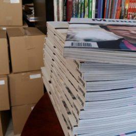 Información sobre los envíos de Manual #1