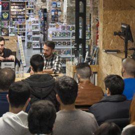 Presentaciones: Córdoba, Sevilla… y ahora Madrid